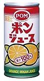 ポン ポンジュース 190g×30本