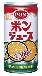 ポン ポンジュース 190g缶×30本