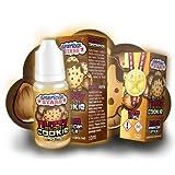 Auergewhnliches-E-Liquid-wie-aus-den-USA-DAS-Geschmackserlebnis-fr-alle-Dampfer-NUTTY-BUDDY-COOKIE-Butterkeks-Nuss-Vanille-Cookie-Liquid-E-Liquid-fr-E-Zigarette-Flavourtec-American-Stars