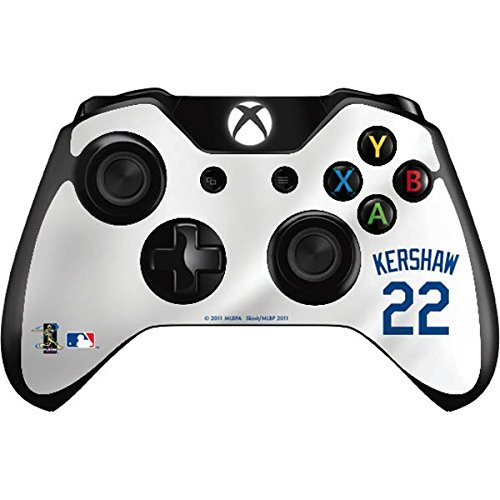 xboxone-custom-un-modded-controller-exclusive-design-los-angeles-dodgers-22-clayton-kershaw-