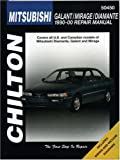 Mitsubishi Galant, Mirage, and Diamante, 1990-00 (Chilton's Total Car Care Repair Manual)