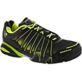 Dunlop Ultimate Tour Indoor Men's Shoe (Black/Green)