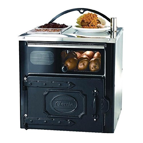 Heavy Duty Classic Compact Potato Baker Oven Commercial Kitchen Restaurant Cafe