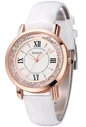 inwet-donna-orologio-al-quarzo-con-cristallo-quadrante-analogico-display-e-cinturino-in-pelle
