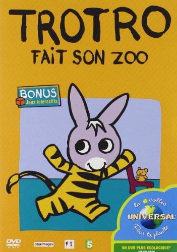 Trotro (6) : Trotro fait son zoo