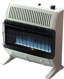 Mr. Heater HSVFB30NGBT HeatStar Blue Flame Heater - 30,000 BTU Natural Gas