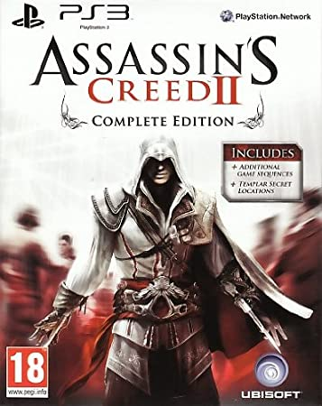 Assassins Creed 2 Complete Edition (PS3)