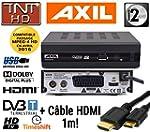 D�codeur TNT HD AXIL RT407 tuner TNT...
