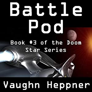 Battle Pod Audiobook