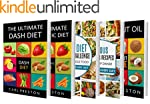 DASH DIET: Dash Diet: The BOX SET: Da...
