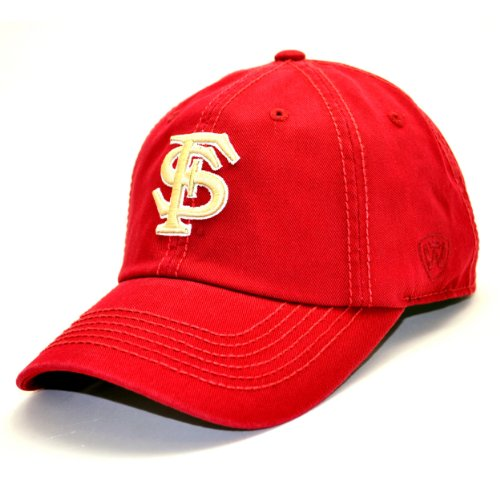 NCAA Florida State Seminoles Adult Adjustable Hat, Crimson at Amazon.com