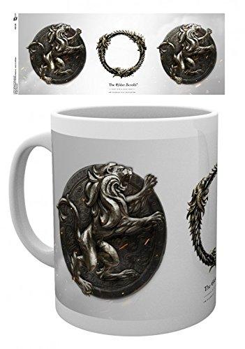 The Elder Scrolls Online - Daggerfall Tazza Da Caffè Mug (9 x 8cm)