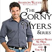 The Corny Myers Series: The Corny Myers, Books 1-4 | [Sharon Kleve]