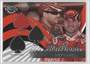 Tony Stewart #53 99 (Trading Card) 2009 Wheels Main Event Hat Dance Triple #HDTS by Wheels