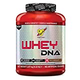 BSN Dna Whey Support Musculaire pour Sportifs Vanille 1,87 kg