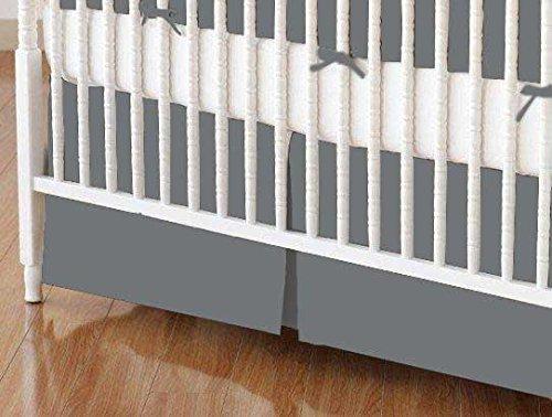 Tailored Crib Skirt