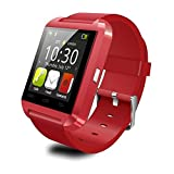 KingDo Bluetooth Android Montre E061 (rouge)