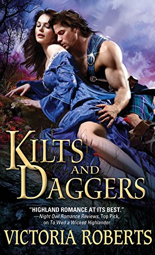 Victoria Roberts - Kilts and Daggers (Highland Spies)