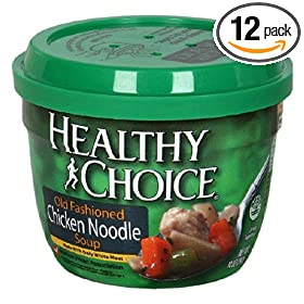Save $15 on Select Healthy Choice Products