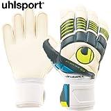 ウールシュポルト(uhlsport) エリミネーターハンドヘッドソフト 1000558 01 WHT/BLK/フローイ