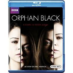 Orphan Black: Season One (Blu-ray)