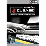 DVD Lernkurs Hands On Cubase Vol. 4, Notation, interaktiver Kurs f�r selbstst�ndiges Lernen, DVD, Win/Mac, Deutsch