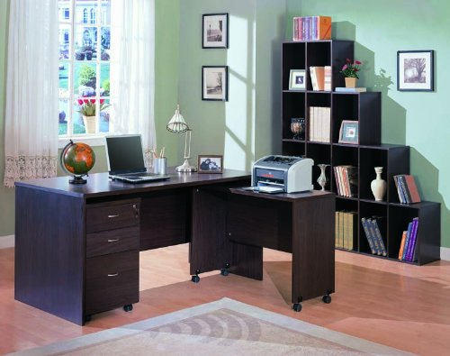 Buy Low Price Comfortable Computer Desk CT-800251 (B003NZ17OC)