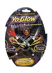 Yo-Glow The Next Evolution of Yo-Yo - Storm with Lightning Band