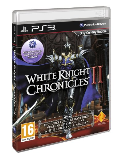 White Knight Chronicles 2 - used galerija