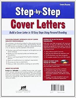Diy cover letter