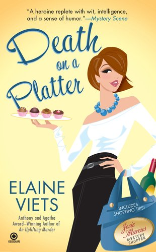 Death on a Platter (Josie Marcus, Mystery Shopper Mysteries)