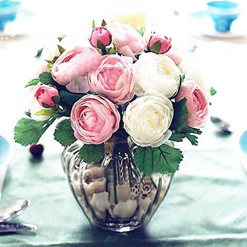 Fleurs Artificielles Sia Vente En Ligne Decoration Vase Fleurs