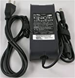 AC Power Adapter Replacement PA-10 for Dell Inspiron 300m, 600m, 700m, 6400, 8500, LATITUDE D400, D500, D600, X300, 19.5 Volts 4.62 Amps 90 Watts