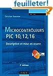 Microcontr�leurs PIC 10, 12, 16 - 3�m...