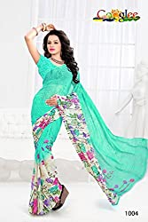 soham enterprise Multicolor Coloured 19 Fabulouse Saree