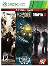 Brand New Take-Two 2K Power Pack Collection X360