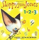 Skippyjon Jones 1-2-3 (0525479562) by Judith Byron Schachner,Heather Wood