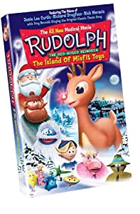 Rudolph Island Of Misfit Toys Vhs from Good Times Video