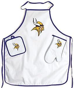 Buy McArthur Sports Minnesota Vikings BBQ Set by McArthur