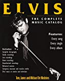 img - for Elvis: The Complete Musical Catalog book / textbook / text book
