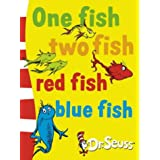 One Fish, Two Fish, Red Fish, Blue Fish (Dr.Seuss Board Books) ~ Dr. Seuss
