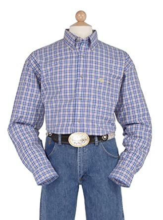 George Strait Collection By Wrangler Men 39 S Long Sleeve
