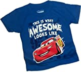 This is What Awesome Looks Like -- Disney-Pixar Cars Toddler T-Shirt, 3T