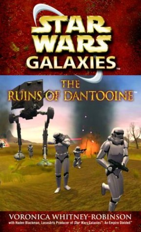 Star Wars Galaxies: The Ruins of Dantooine
