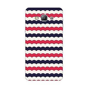 Garmor Designer Plastic Back Cover For Samsung Galaxy A7 SM-A700