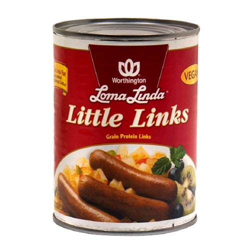 Loma Linda Little Links, 19-Ounce Cans (Pack of 12)