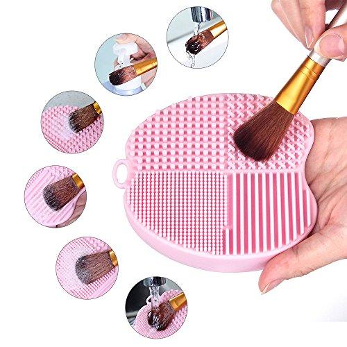 melodysusier-apple-shape-makeup-brush-cleaner-makeup-brush-cleaner-mat-big-size-makeup-brush-cleaner