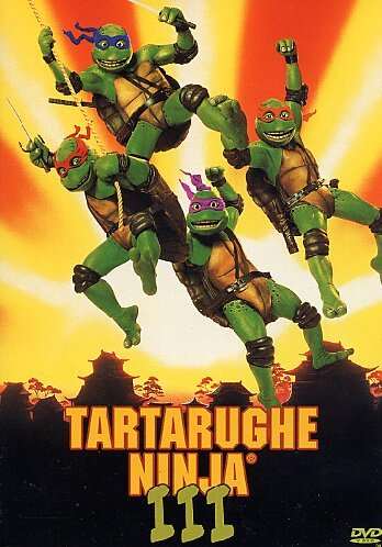 Tartarughe Ninja 3 [IT Import]