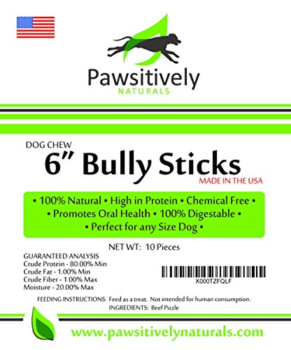 best free range bully sticks for dogs made in the usa 6. Black Bedroom Furniture Sets. Home Design Ideas