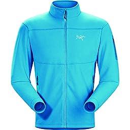 Arc\'Teryx Men\'s Delta LT Jacket - Adriatic Blue - S